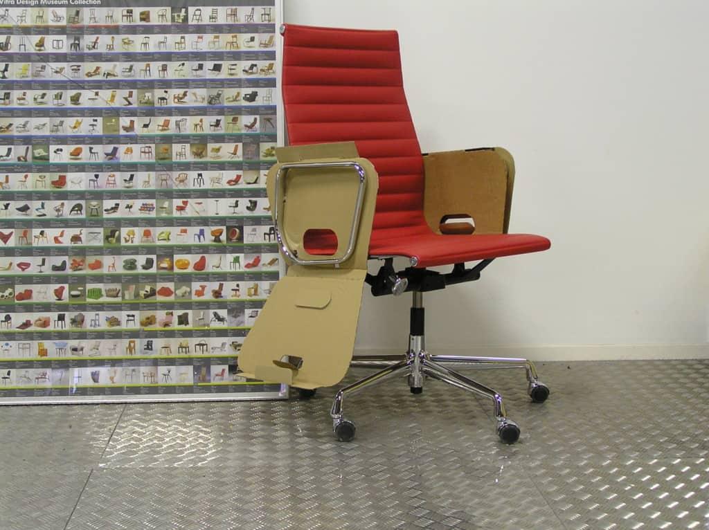 Eames dodesign part 2 - Originele eames fauteuil ...