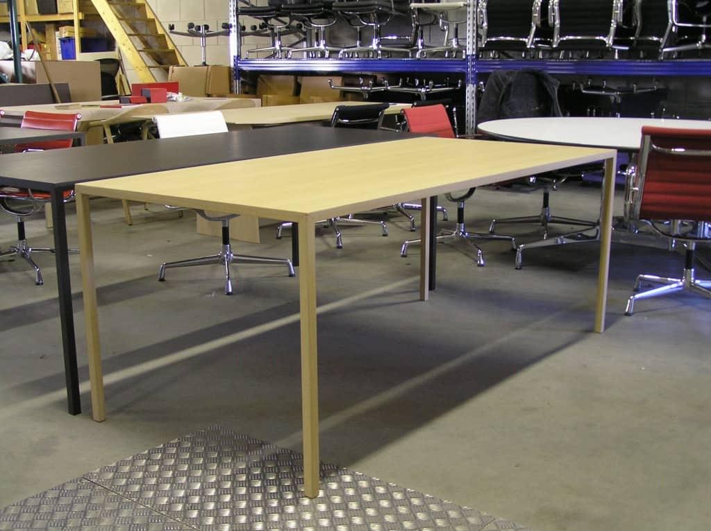 ≥ nieuwe arco slim tafel cm eiken naturel tafels