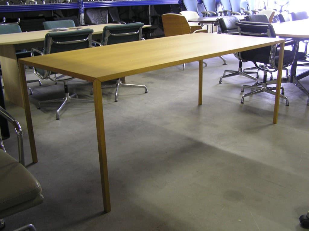 Nieuwe arco slim plus tafel speciale maat 200 95 cm. eiken naturel